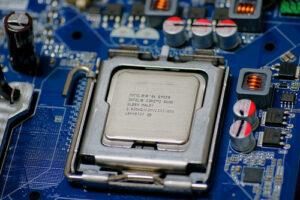 Маркировка на процессоре