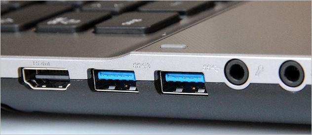 Порты USB 3.0