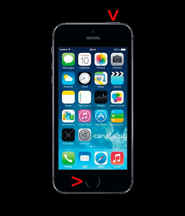 iPhone 1st Gen (2G), 3G, 3Gs, 4, 4s, 5, 5s, 5c, SE (1-го поколения)
